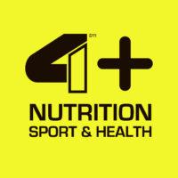 Logo-4+-прозрачный-на-жёлтом-и-чёрном-2